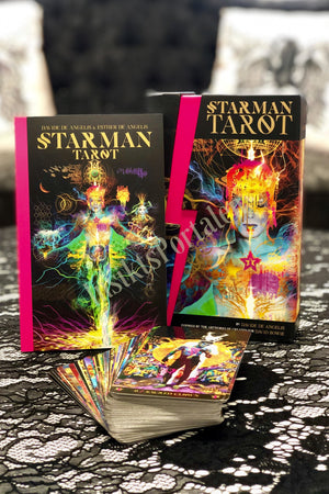 Starman Tarot - David Bowie