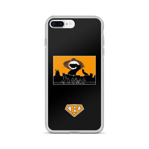 The Return of the Laramie Kid iPhone Case
