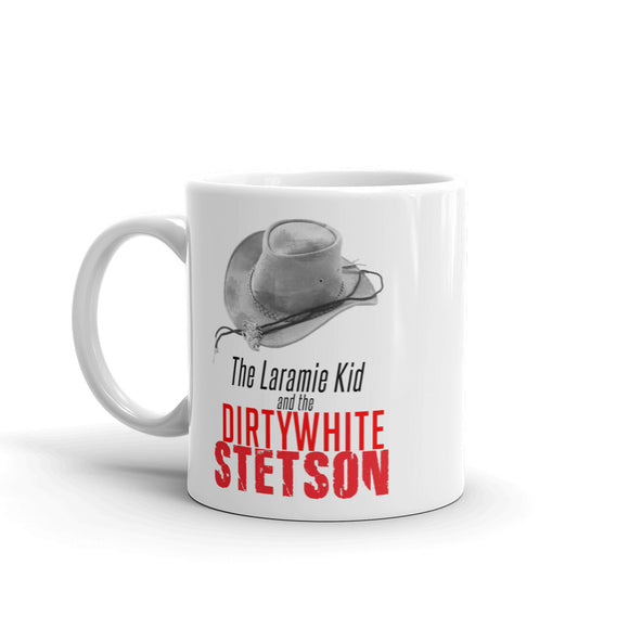 The Laramie Kid & the Dirty White Stetson Mug