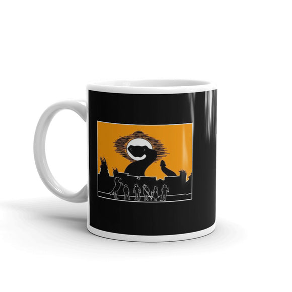 The Return of the Laramie Kid Mug
