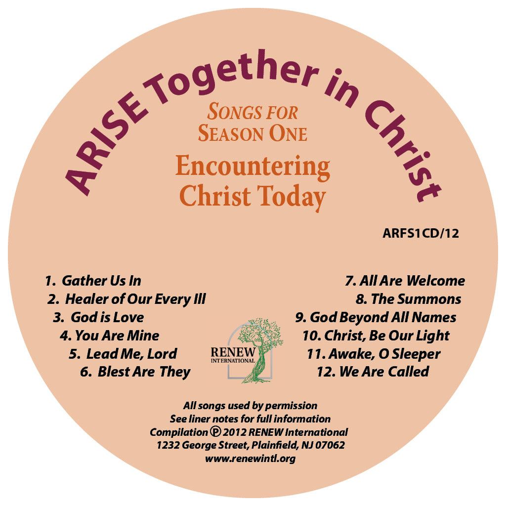 ARISE Season 1: Songs for Season One CD