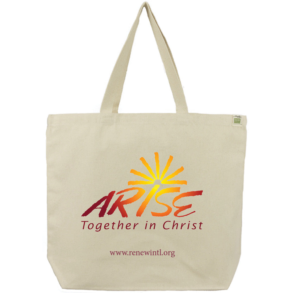 ARISE Canvas Tote Bag