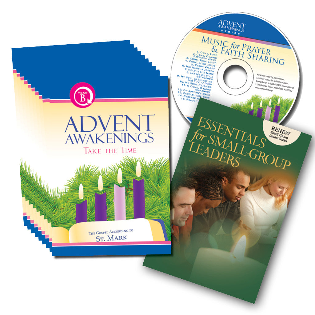 Advent Awakenings Year B Small Group Set