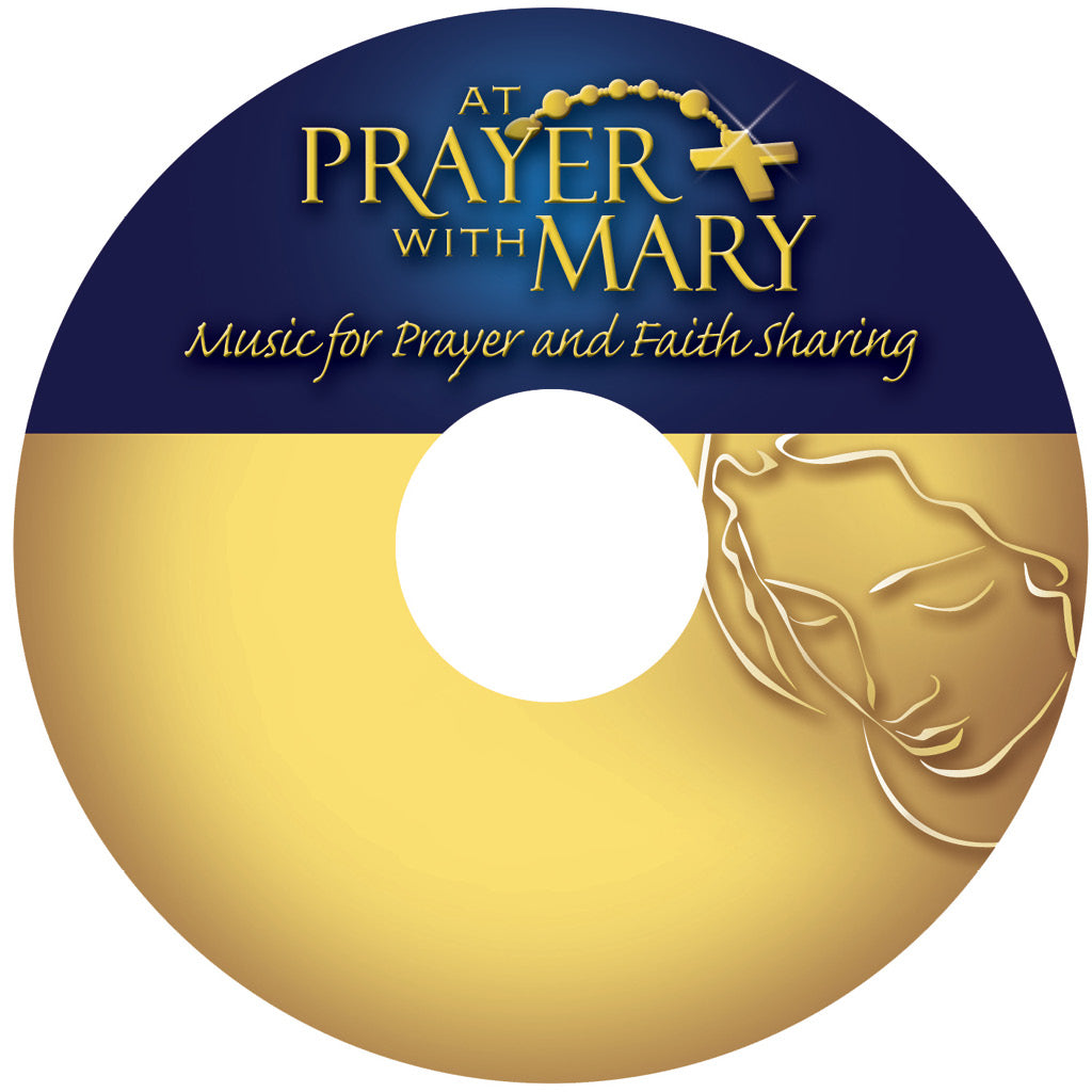 At Prayer with Mary Music CD