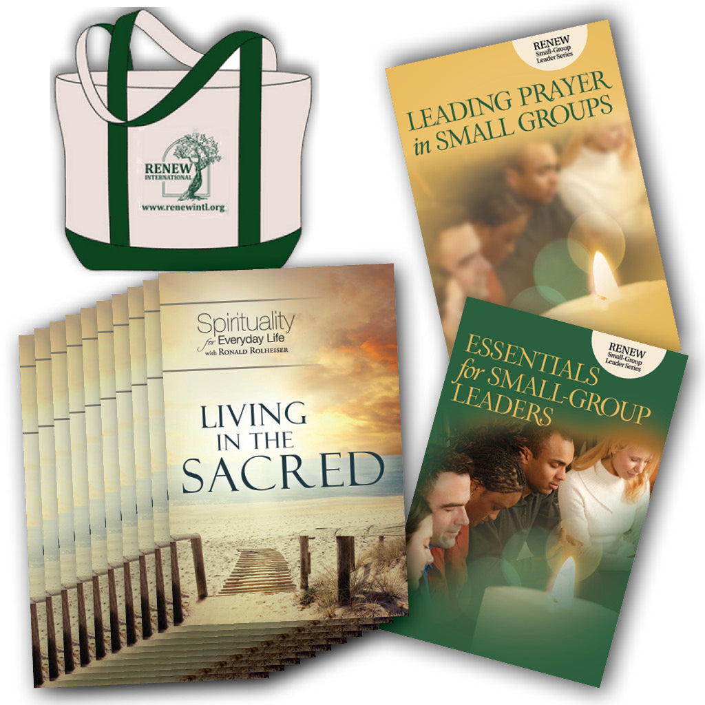 Living in the Sacred Small Group Set