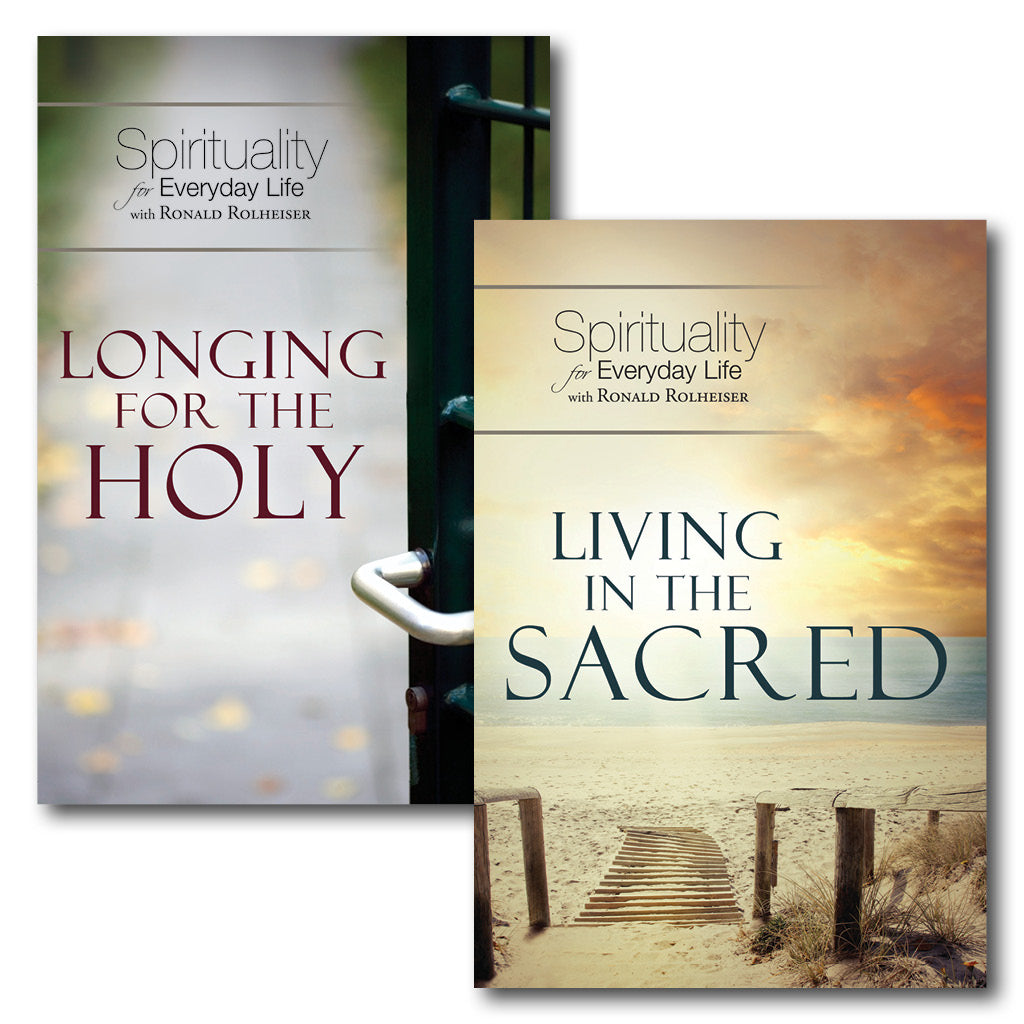 Longing for the Holy and Living in the Sacred 2 Book Set