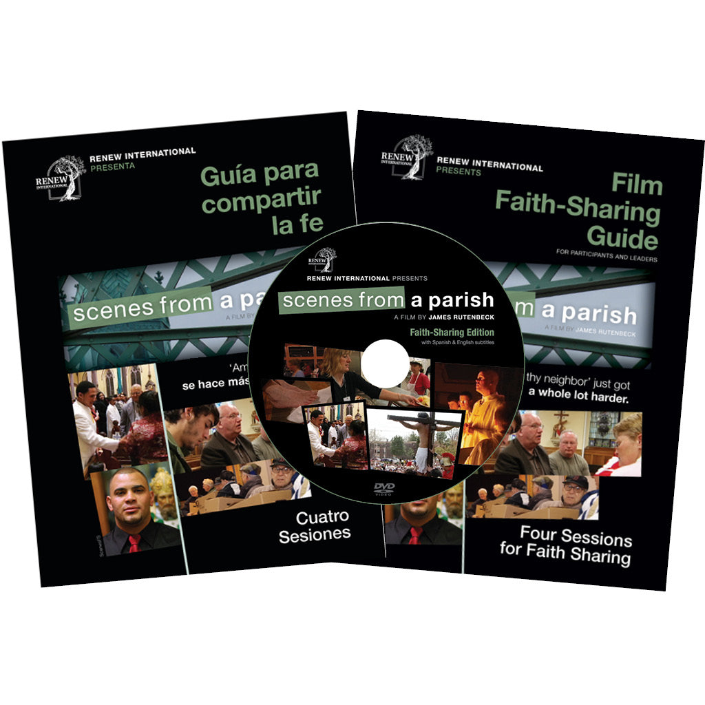 Scenes from a Parish DVD and Faith-Sharing Guide Set  DVD (English and Spanish)