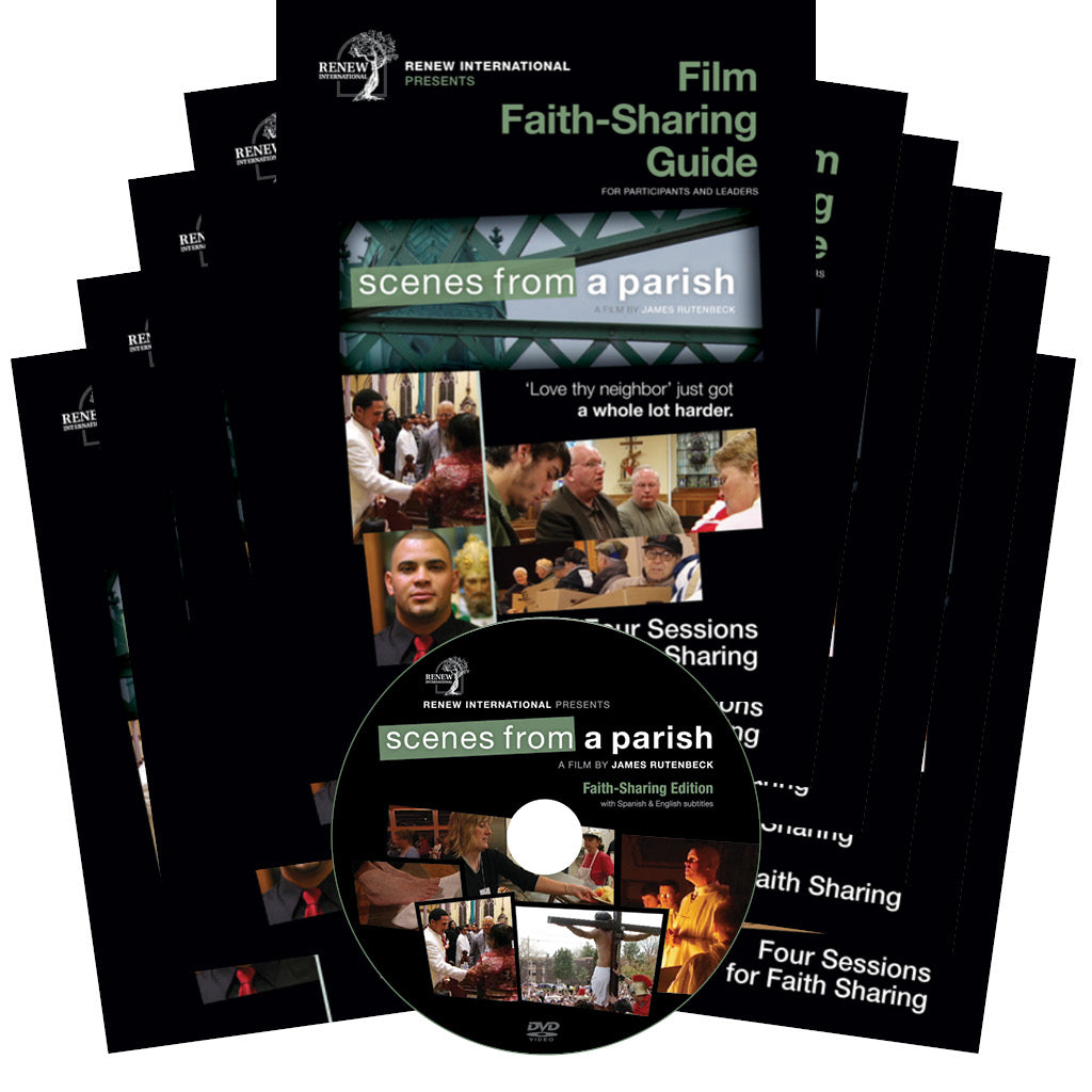 Scenes from a Parish: Small Group Set (DVD plus ten faith-sharing guides)