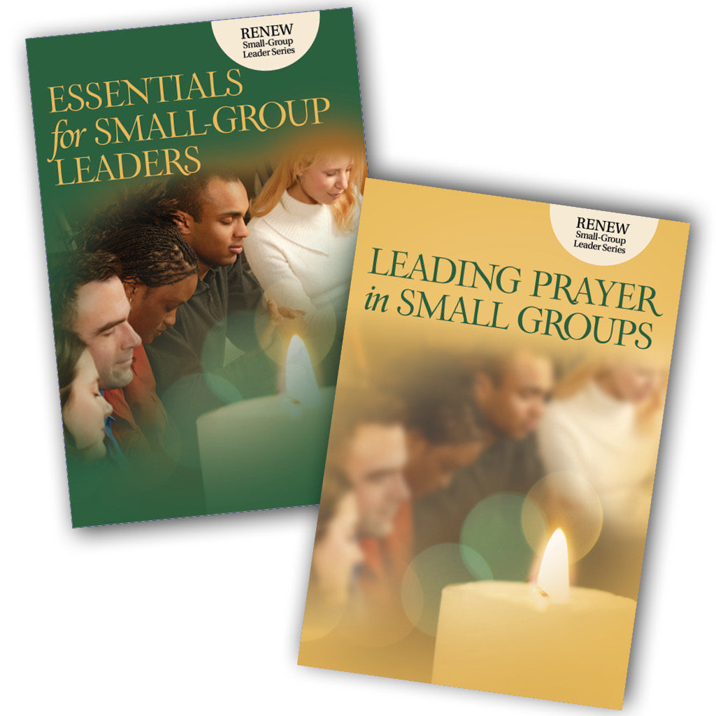 Small Group Leader Series Two-Book Set