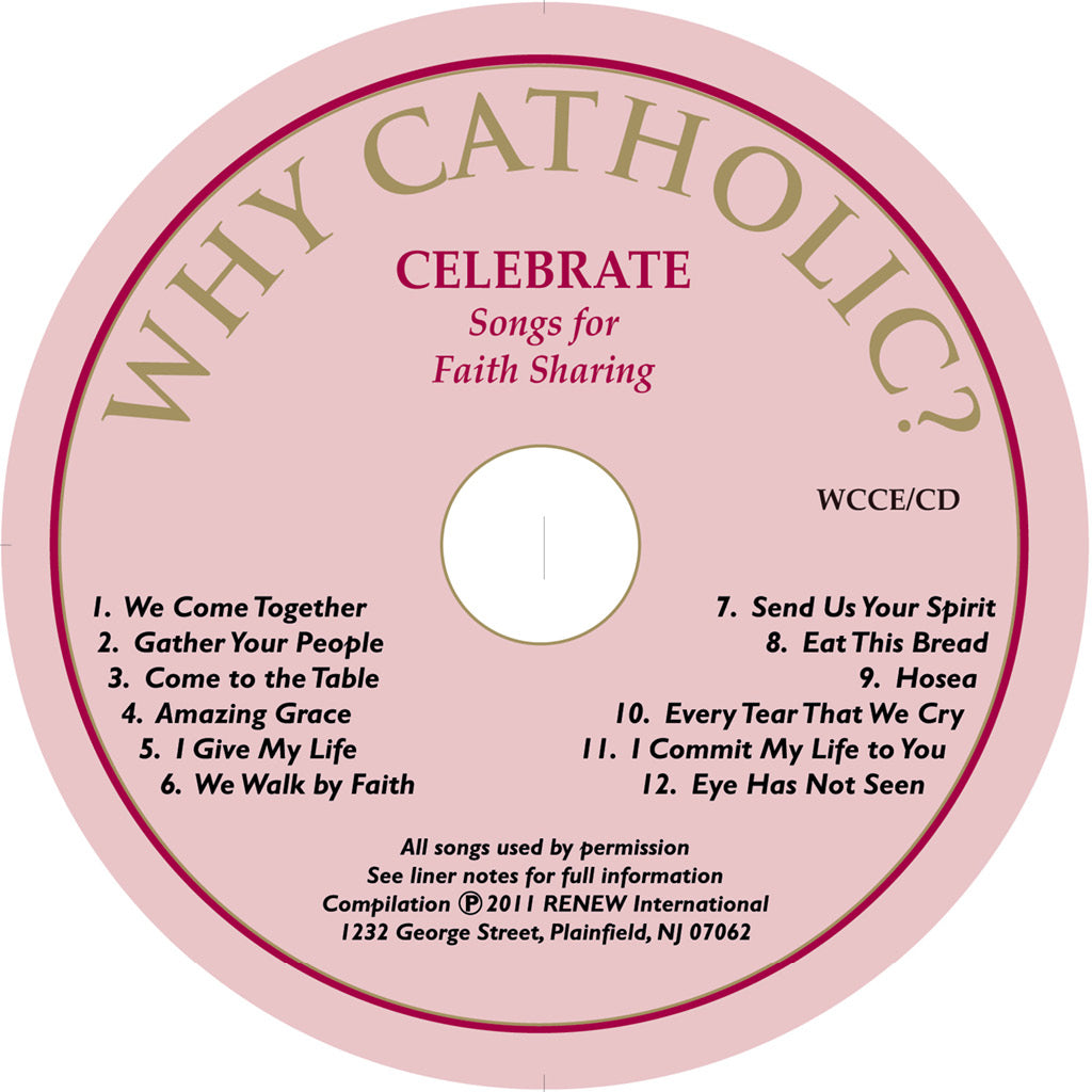 CELEBRATE: Songs for Faith Sharing (Sacraments)
