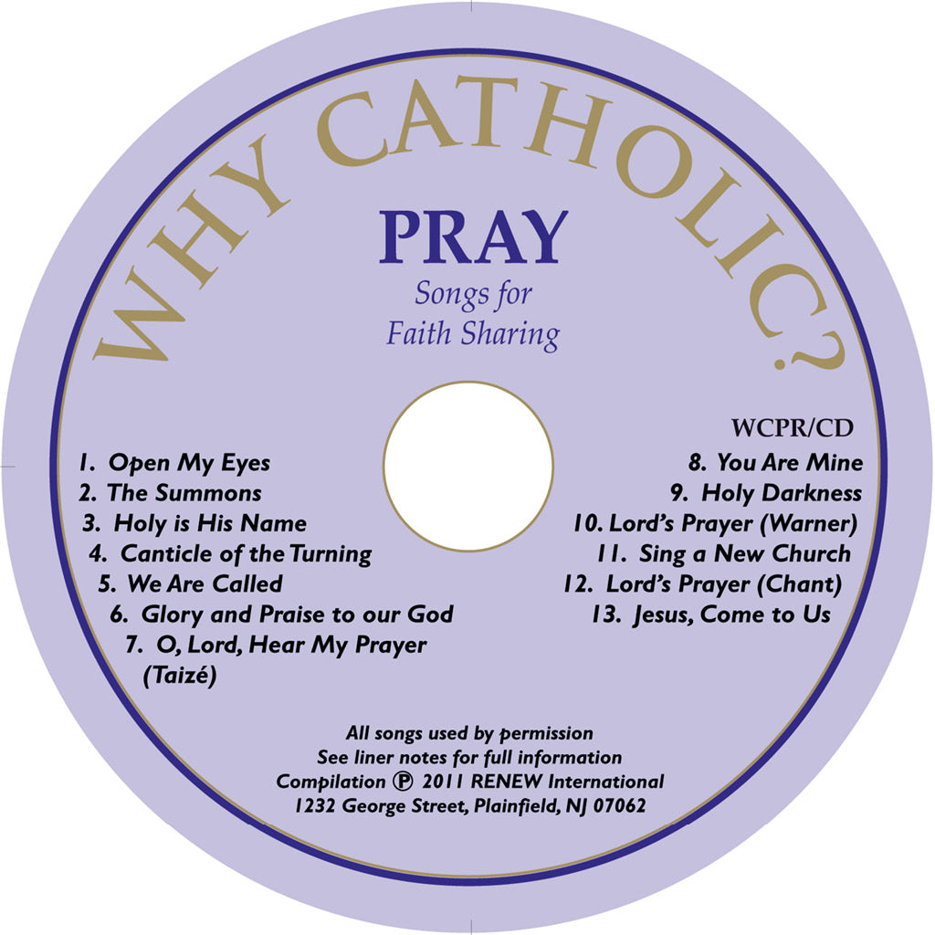 PRAY: Songs for Faith Sharing (Christian Prayer)