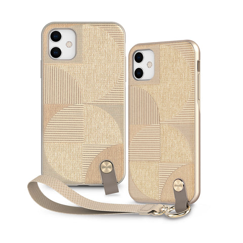 Altra Case with Detachable Wrist Strap for iPhone 11 - Sahara Beige
