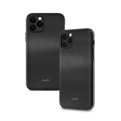 iGlaze Slim Hardshell Case for iPhone 11 Pro - Armour Black