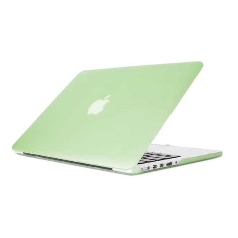 iGlaze Hardshell Case for 13-inch MacBook Pro 13 (Retina) - Honeydew Green