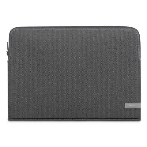 Pluma Laptop Sleeve for MacBook Pro 16 - Herringbone Gray
