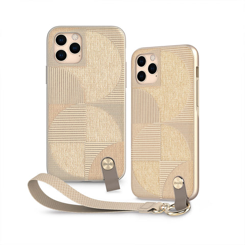 Altra Case with Detachable Wrist Strap for iPhone 11 Pro - Sahara Beige