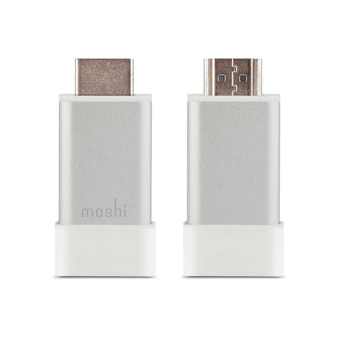 HDMI to VGA Adapter with Audio - Silver