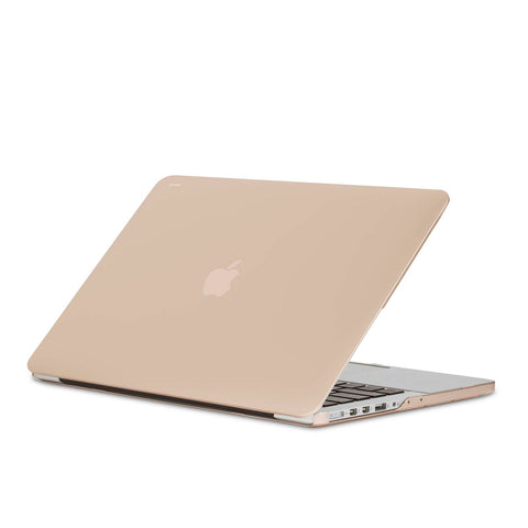iGlaze Hardshell Case for 13-inch MacBook Pro 13 (Retina) - Satin Gold