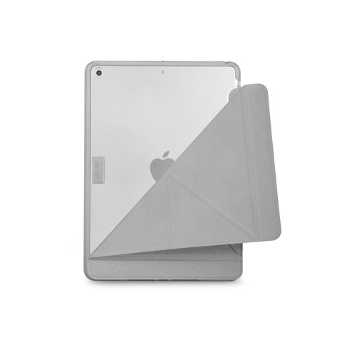 VersaCover Case with Folding Cover for iPad (5th/6th Gen.) - Stone Gray