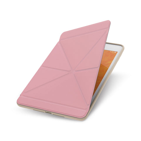 VersaCover Case with Folding Cover for iPad mini (5th Gen) - Sakura Pink