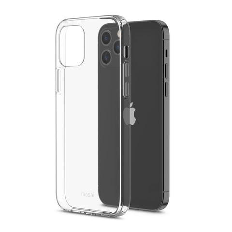 Vitros Clear Case for iPhone 12 / 12 Pro - Crystal Clear