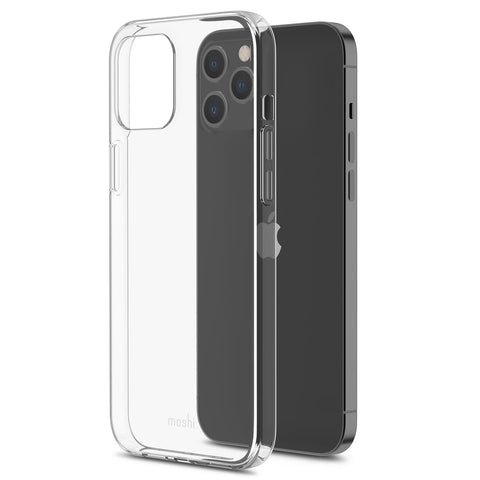 Vitros Clear Case for iPhone 12 Pro Max - Crystal Clear