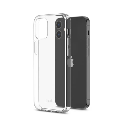 Vitros Clear Case for iPhone 12 mini - Crystal Clear