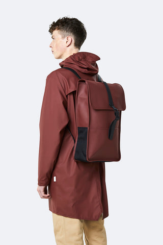 Rains Backpack (Maroon)
