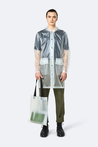 Transparent Shopper Foggy