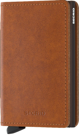 Slimwallet Original Cognac-Brown