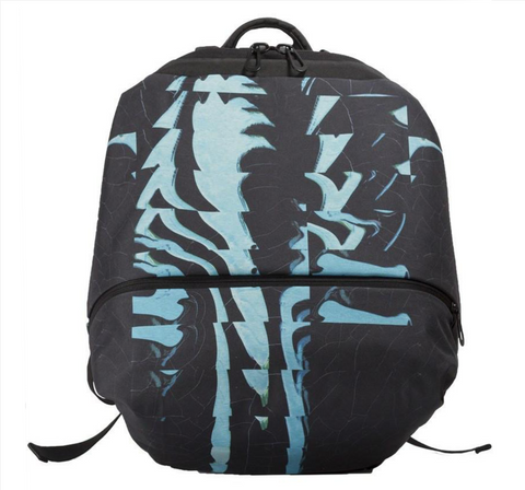 côte&ciel Meuse Ripple Eco Yarn Backpack