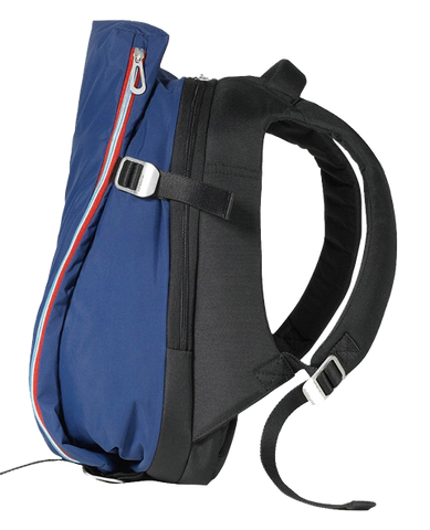 Cote&Ciel Isar Small Nylon Backpack Blue