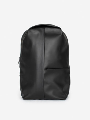 SORMONNE COATED CANVAS BLACK