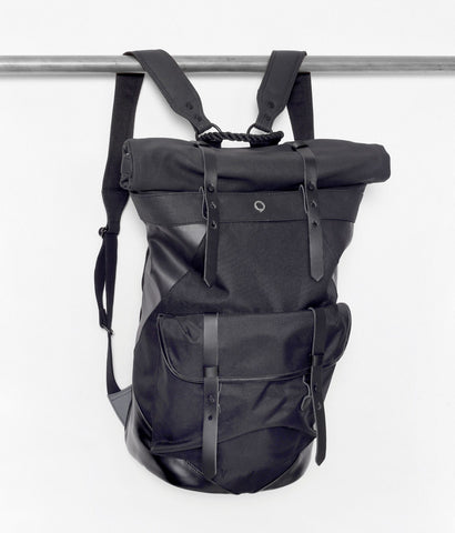 STIGHLORGAN RONAN BACKPACK BLACK ON BLACK