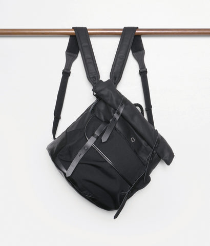 RAAN ROLLTOP SHOULDER BAG / BACKPACK