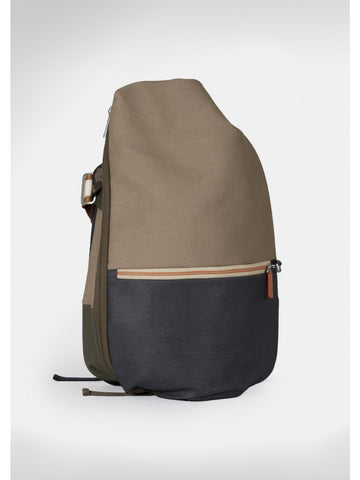 Isar Rucksack Multi Touch, Taupe Grey