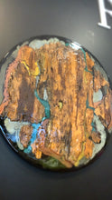 Load image into Gallery viewer, Wall Art - Bark and Epoxy Resin