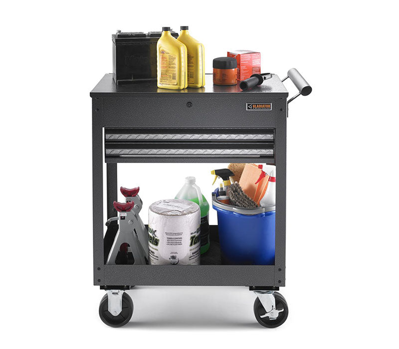 2-Drawer Utility Cart