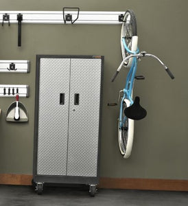 Vertical Bike Hook - Single