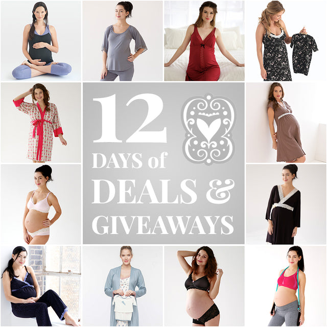12 Days of Deals + Giveaways
