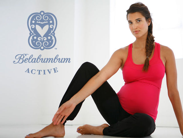 Belabumbum Active, maternity fitness, lose the baby weight with Belabumbum