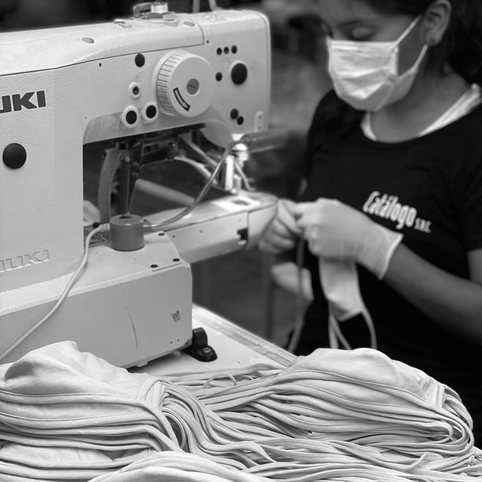 #FashionRevolution: How the People #WhoMakeYourClothes Help Each Other During COVID-19