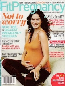 Fit Pregnancy features our best selling basics for Fall