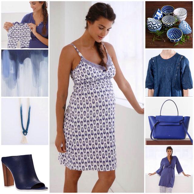 Mood Indigo: Our Must-Have Items of the Moment