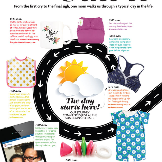 Dottie Named a New Mom Essential in Pregnancy & Newborn Magazine