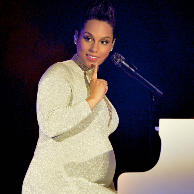 Alicia Keys is one of the many celbrity moms who love Belabumbum.
