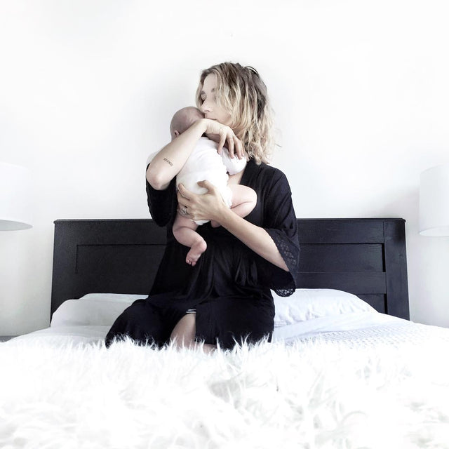 The first forty days challenge moms bodies. Comfy pajamas are a must.The Fourth trimester is that the final phase of pregnancy begins after your baby is born and lasts the first few months of their life.