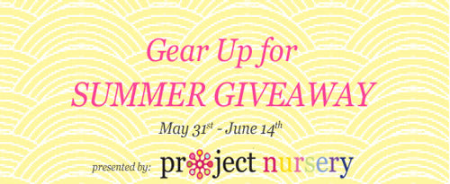 Belabumbum Partners With Project Nursery for Summer Giveaway!