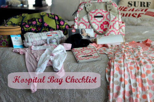 Belabumbum in Rock on Mommies' C-Section Overnight Hospital Bag Checklist