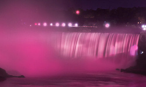 World Glows Pink for Girls